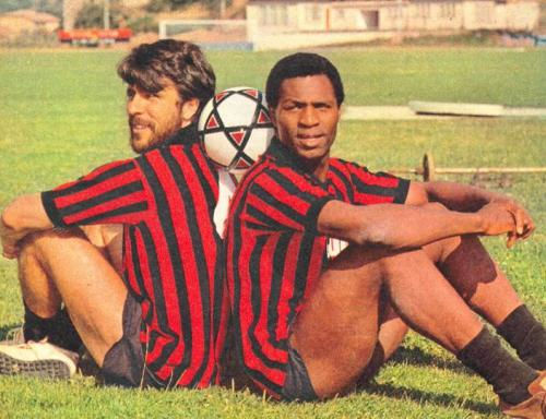 Luther Blisset e Eric Gerets
