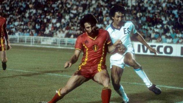 Mondiale 1982 - Belgio